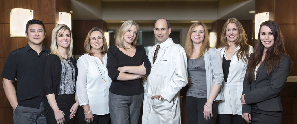 Staff of The Portland Center For Facial Plastic Surgery